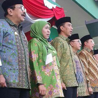 Presiden RI Hadir di Harlah ke-70 Muslimat NU di Kota Malang