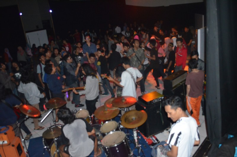 Dies Natalies Gajayana Music Club