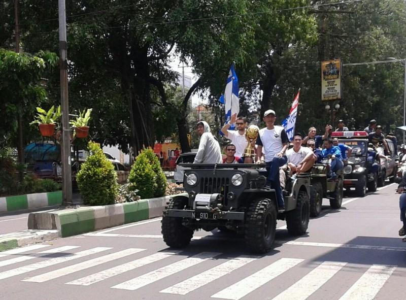 Kepolisian Tidak Melarang Konvoi