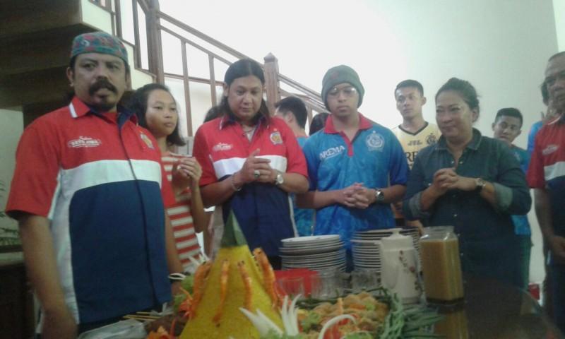 Arema Indonesia Bangkit dengan Launching Tim dan Jersey
