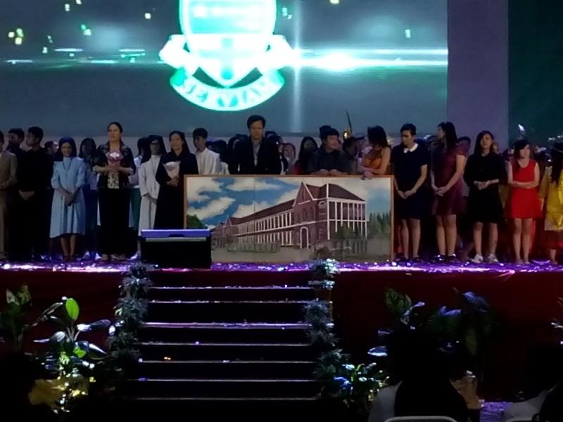 Siswa SMACO Tampil Memukau di Art Performance