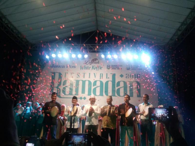 Wawali dan Kapolres Malang Kota Resmikan Festival Ramadan 2016 di TKBJ