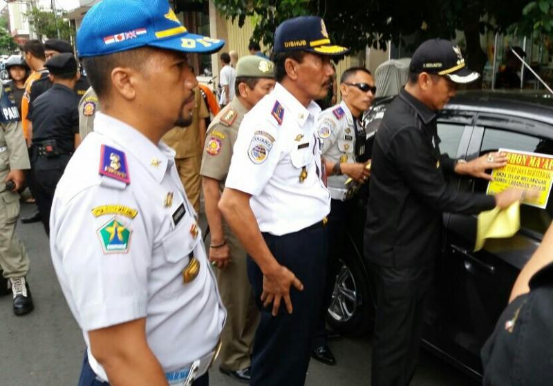 Walikota Malang Geram, PKL dan Parkir Liar Semakin Seenaknya
