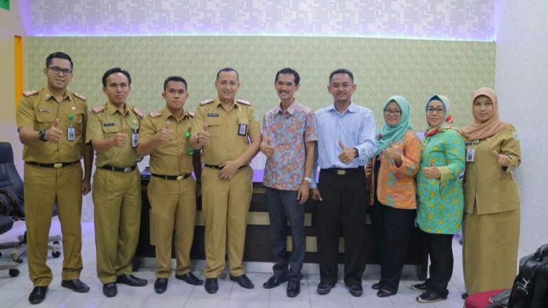 Humas Kota Malang jalin silaturahmi dengan Humas Kota Jambi