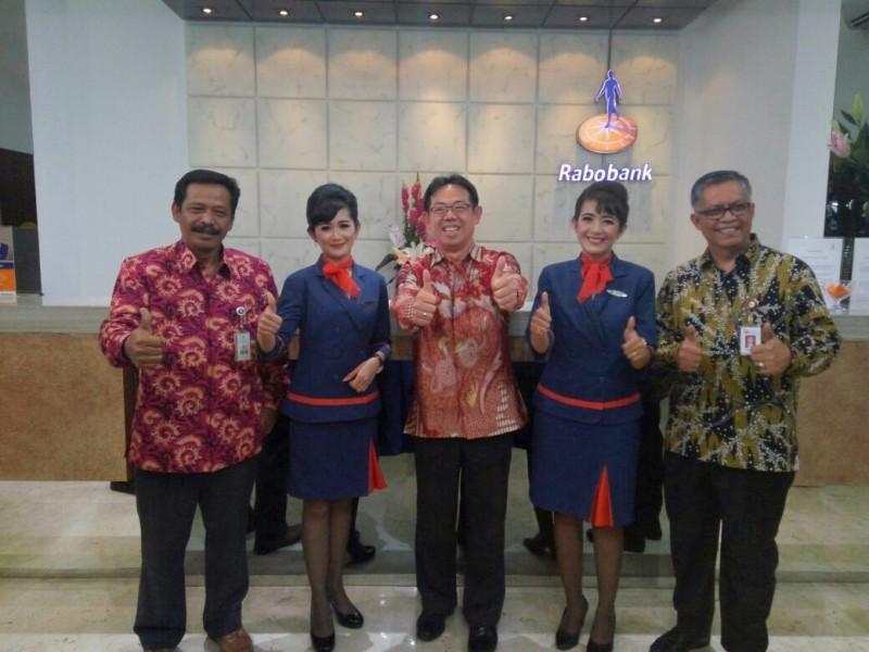 Kantor Pusat Rabobank Indonesia