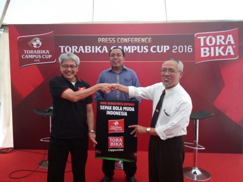 Animo Peserta Torabika Campus Cup 2016 di Malang Membludak