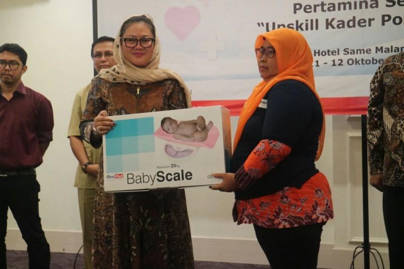 Ummi Farida : CSR Pertamina Retail Mampu Hantarkan Kader Posyandu Menjadi Lebih Inovatif