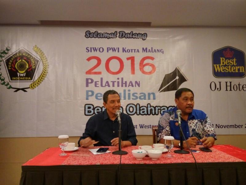 KONI Kota Malang Siapkan Porkot,  Meski Dana Minim