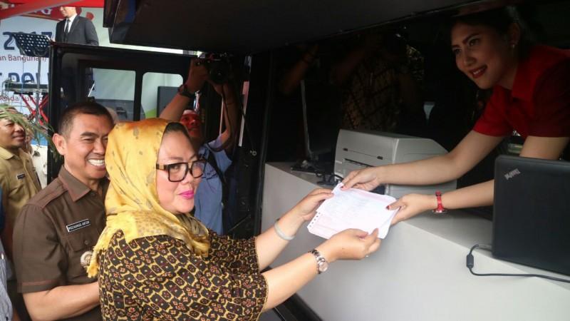BPPD Kota  Malang Launching SPPT PBB Tahun 2017