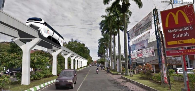 Abah Anton Tandatangani Nota Kesepahaman Monorail Di Kota Malang