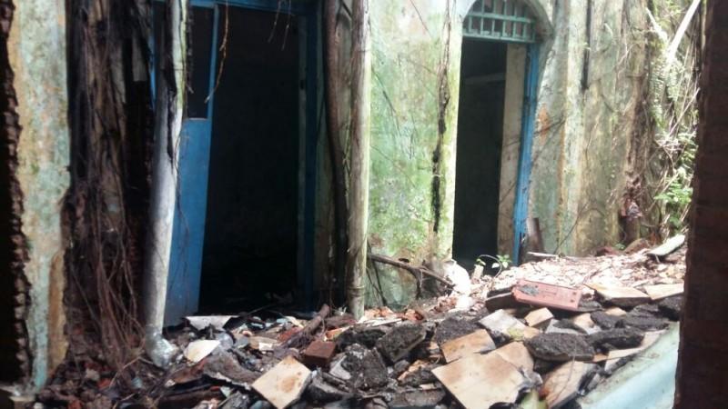 Pemborong Ngawur,  Wisma Tumapel Kehilangan Nilai Sejarah