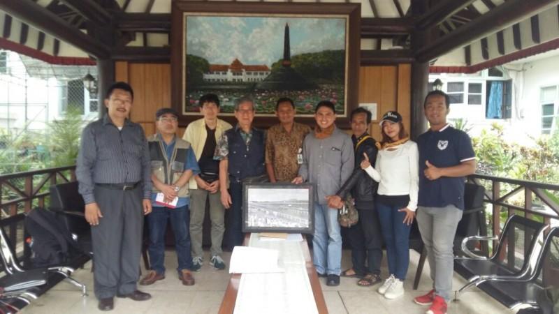 Malang Gudang Sejarah Belanda dan Jepang