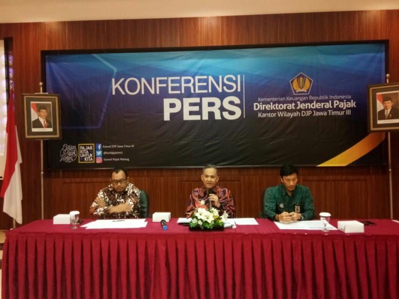 Kesadaran Masyarakat untuk Amnesti Pajak di Kanwil DJP Jawa Timur III Masih Rendah