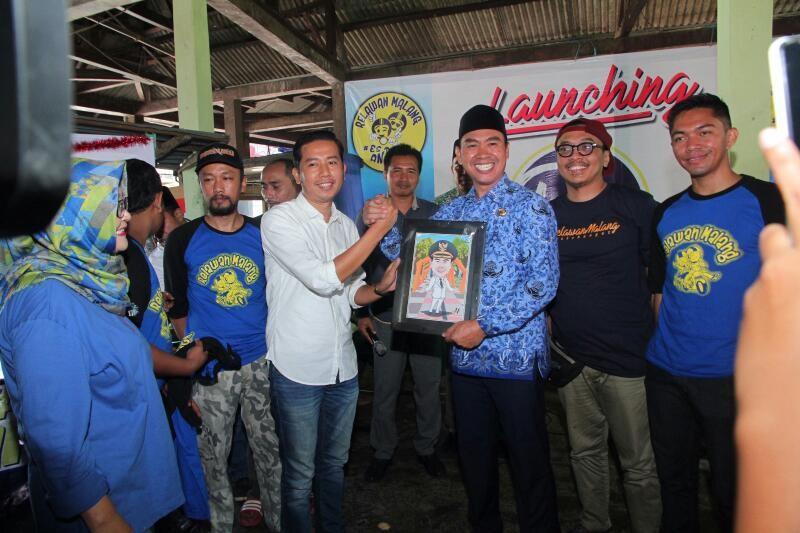 Launching Portal rombongmalang.com Oleh Walikota Malang