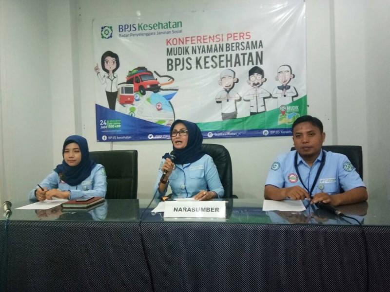 BPJS Kesehatan Permudah Prosedur Pelayanan Kesehatan bagi Peserta yang Mudik