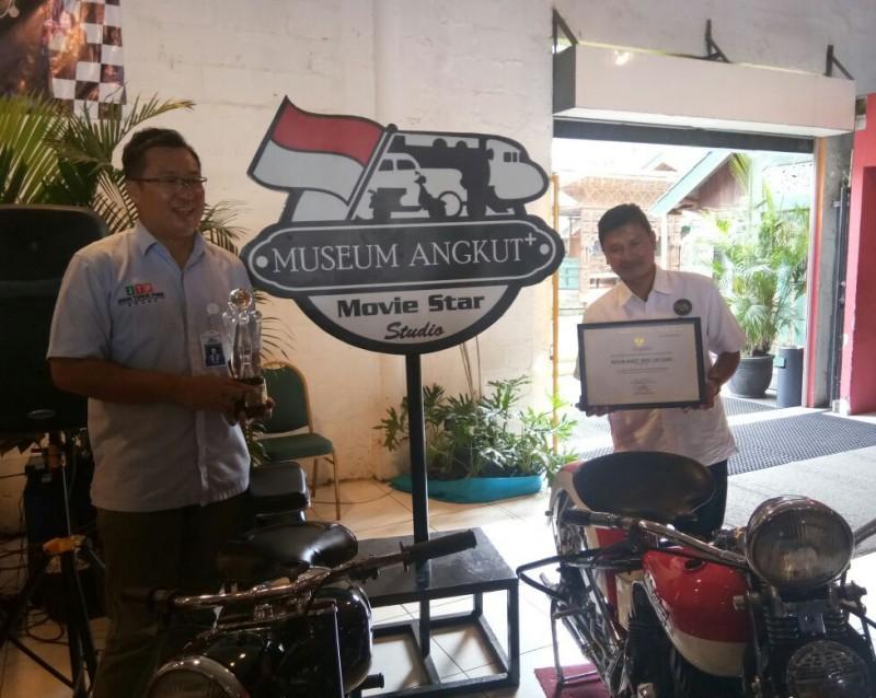Museum Angkut Raih Museum Terbaik Tingkat Nasional