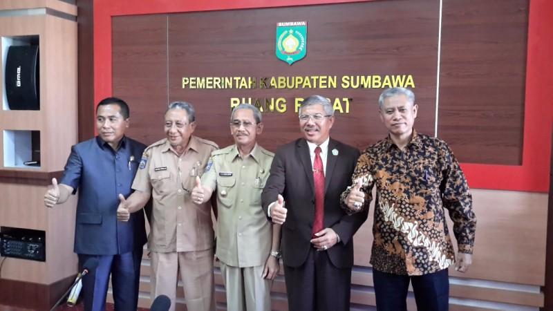 Tingkatkan Kualitas SDM dan Potensi Daerah, ITN Malang Jalin MoU dengan Pemkab Sumbawa