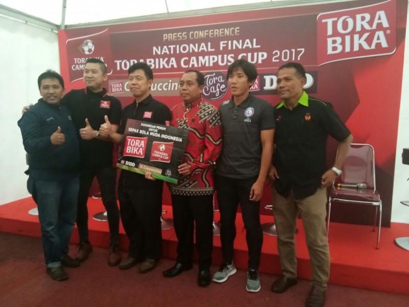 UMM Juara TORABIKA Campus Cup 2017