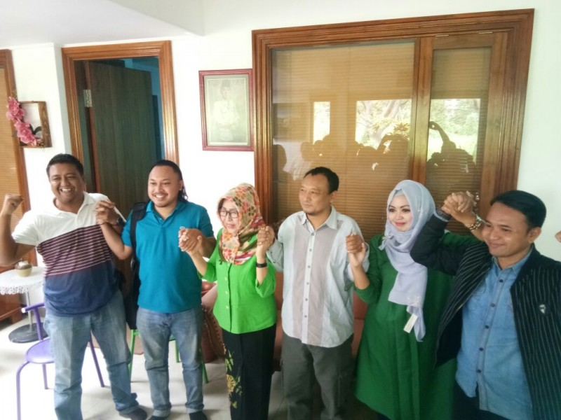 Nanda Siap Maju Calon Walikota Malang