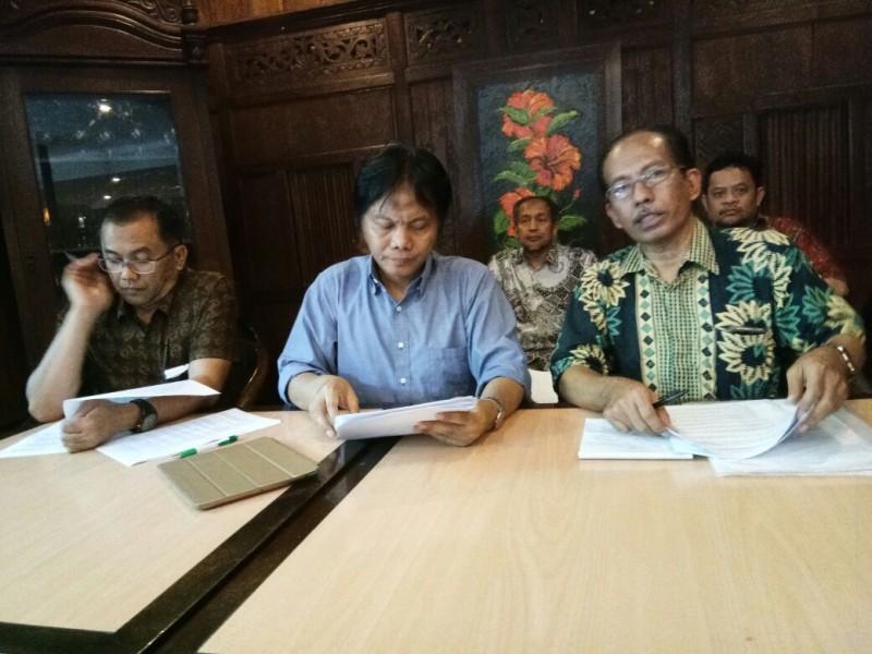 Alumni UB Tolak Reklamasi Teluk Jakarta
