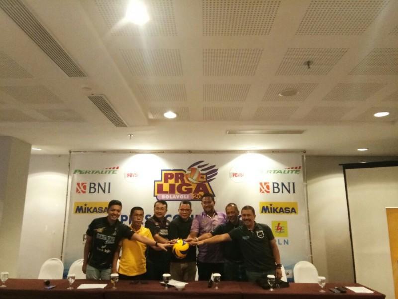 Final Four Proliga di Malang Dipastikan Seru, Seluruh Tim Sesumbar Juara