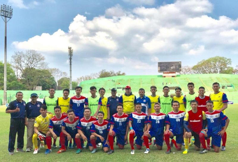 Arema Indonesia Panaskan Mesin Jelang Liga Profesional