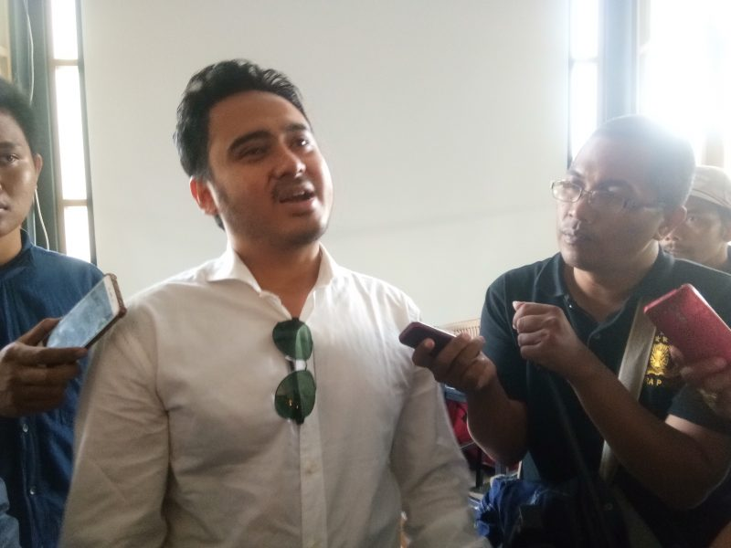 Caleg Muda Yakinkan Masyarakat Berantas Korupsi