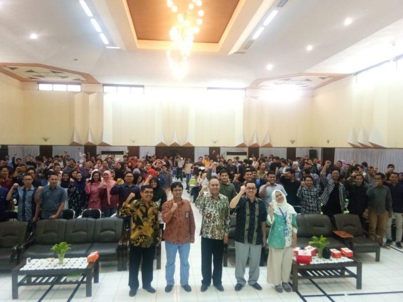 Ratusan Mahasiswa Teknik Sipil dan Perencanaan ITN Malang, Dibekali Sertifikat Kompetensi