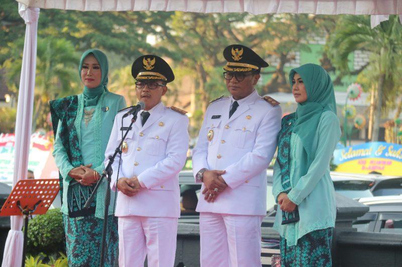 Walikota Malang: Kunci Kebersamaan Dengan Positif Thinking