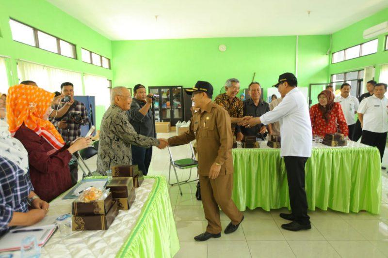 Sutiaji – Sofyan Edi Kunjungi Dinas Sosial dan Dinas Kesehatan Kota Malang.