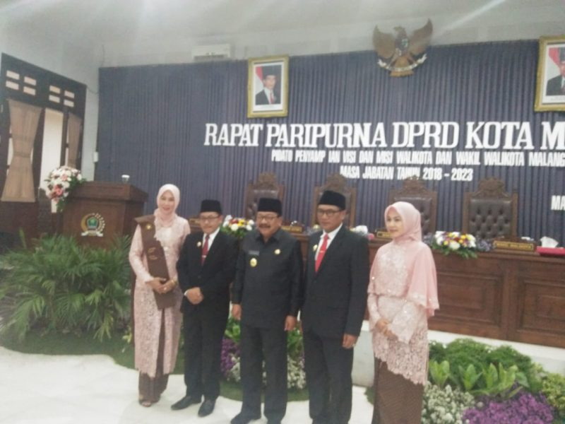 Gini Ratio Malang Sangat Tinggi, Sutiaji: Misi Kami Akan Fokus Pada Pembangunan UMKM