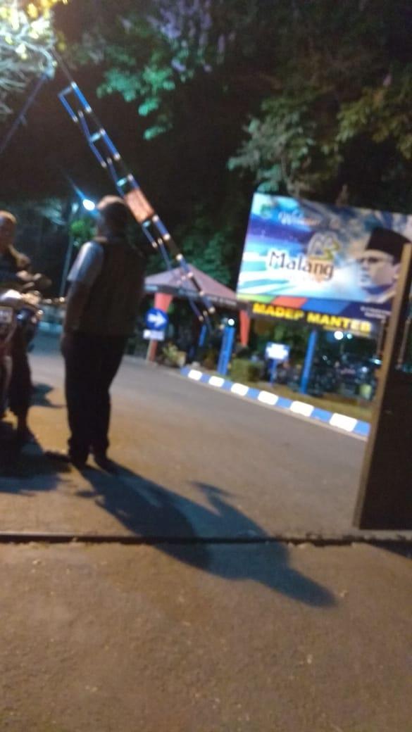 KPK Obok – Obok Pendopo Kabupaten Malang dan Rumah Bupati