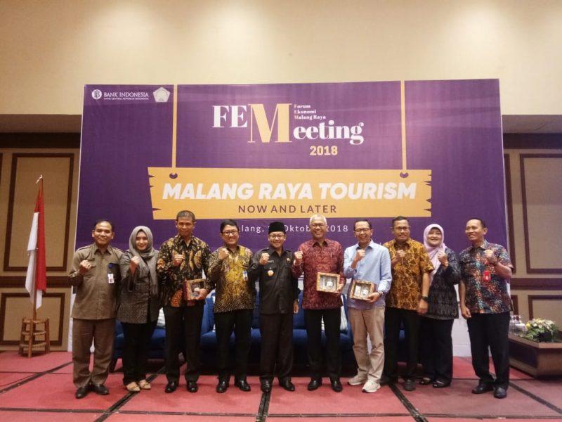 Forum Ekonomi Malang Meeting Coba Sinergikan Wisata 3 Wilayah di Malang