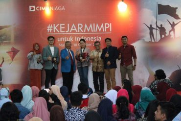 Ratusan Mahasiswa Padati Kejar Mimpi CIMB ITN Malang
