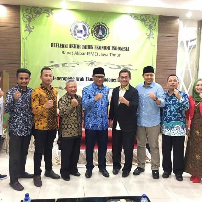 Seminar Refleksi Akhir Tahun Ekonomi Indonesia diikuti Tokoh Malang Raya dan Nasional