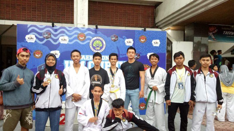 7 Medali Diraih ITN Malang dalam Kompetisi Taekwondo UM Cup se Jawa Bali