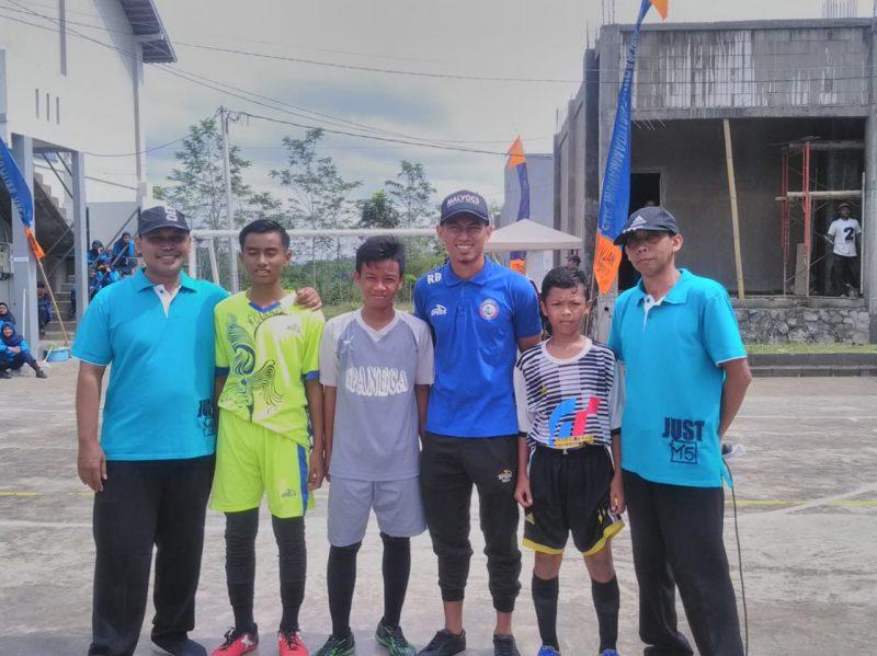SMK 5 Muhammadiyah Kepanjen Gelar Futsal Antar SMP Datangkan Rivaldi Bawuo