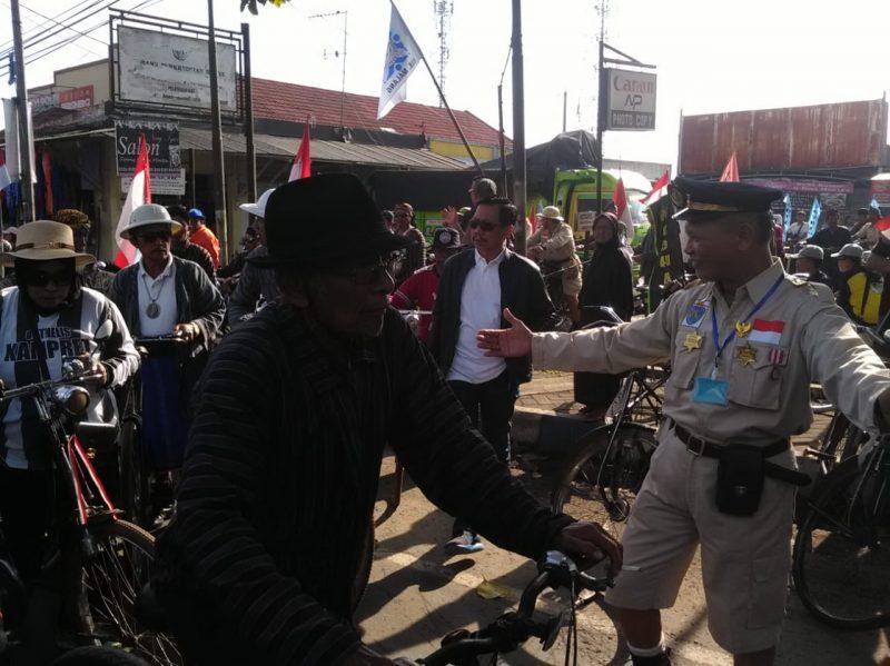 KOSTI Kabupaten Malang Gelar Nghonthel Untuk Tanamkan Jiwa Patriotik dan Perilaku Hidup Sehat