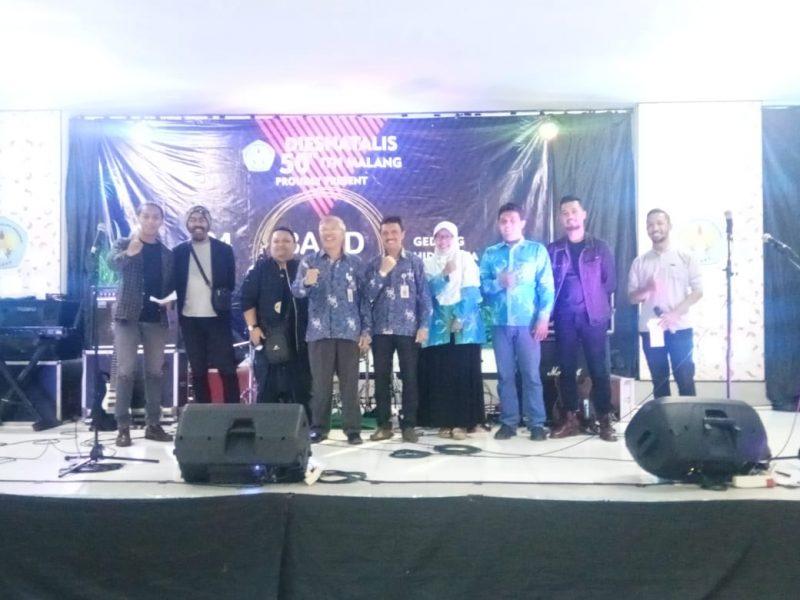 50 Tahun ITN, 5 Agama Doakan Kejayaan Institut Terbaik Se Jawa Timur itu