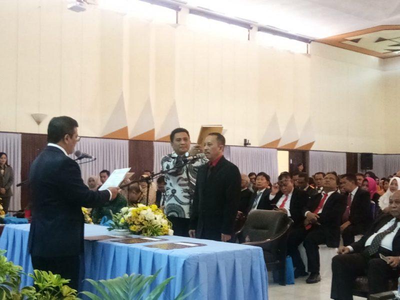 Rektor ITN Malang, Langsung Tancap Gas Inginkan Mahasiswa Asing