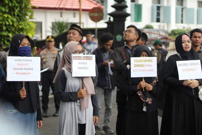 "Korupsi P-APBD Kota Malang 2015 Bergulir ke ""Suap THR"""