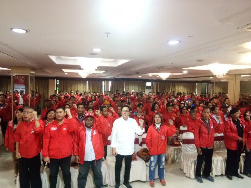 PSI Partai Baru Tawarkan Toleransi Bagi Kaum Millenial