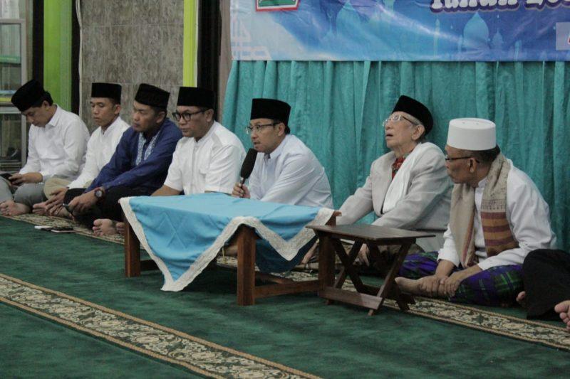 Dandim 0833 Kota Malang Datangi Silaturahmi Ulama dan Umaro' se-Kota Malang