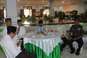 Kasdim 0833, Pimpinan DPRD dan Forpimda Kota Malang Buka Puasa Bersama