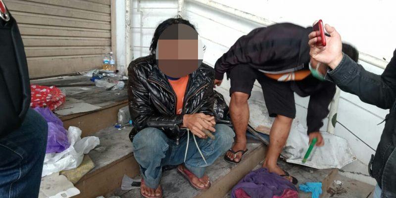 Terduga Pelaku Pembunuh Sadis Mutilasi Diamankan Polres Malang Kota