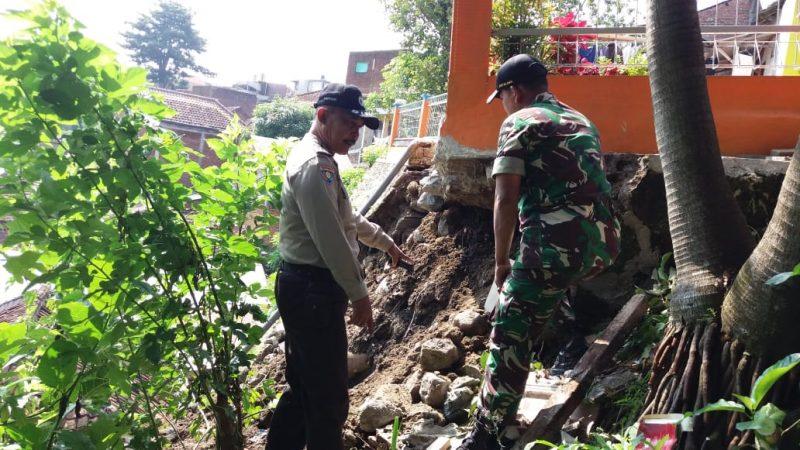 Kodim 0833 Kota Malang Turun Tangan Tanggulangi Bencana