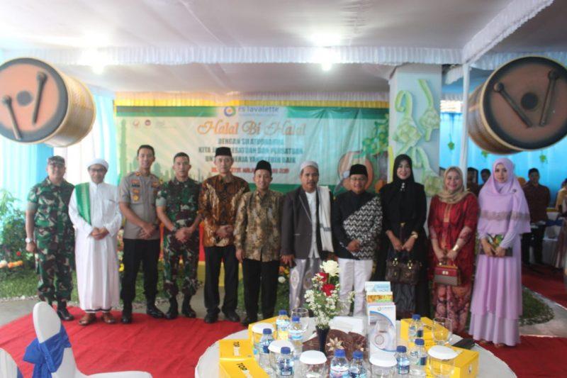 Dandim 0833 Kota Malang Hadiri Halal Bi Halal RS Lavalette