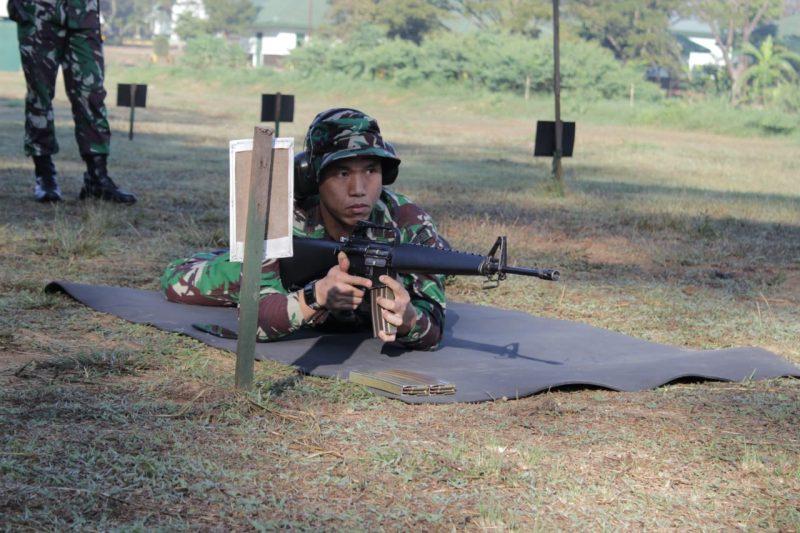 Kodim 0833/Kota Malang Gelar Labakjatri Triwulan ll Ta. 2019 bertempat DiLapbak Yon Kav 3/Andaka Cakti