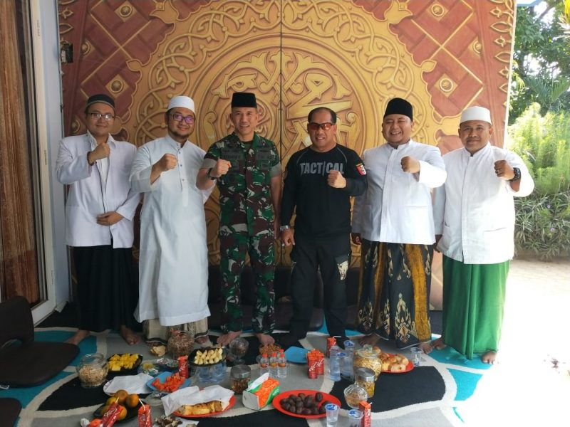 "Dandim 0833 Silaturahmi ke Ponpes An-Nur II ""Al-Murtadlo""8"