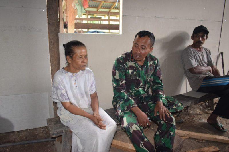 TMMD 105 Sebagai Sarana Memperkuat Kemanunggalan TNI Rakyat